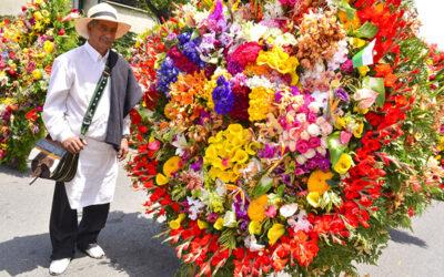 Silleteros de Santa Elena… despensa de flores y cultura